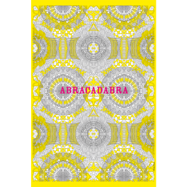 Wall decoration Abracadabra